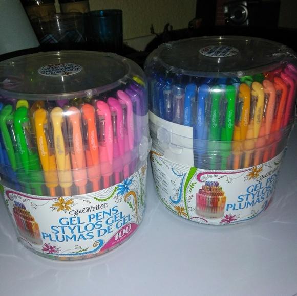 Jane Davenport Paint Over Pens. Michaels